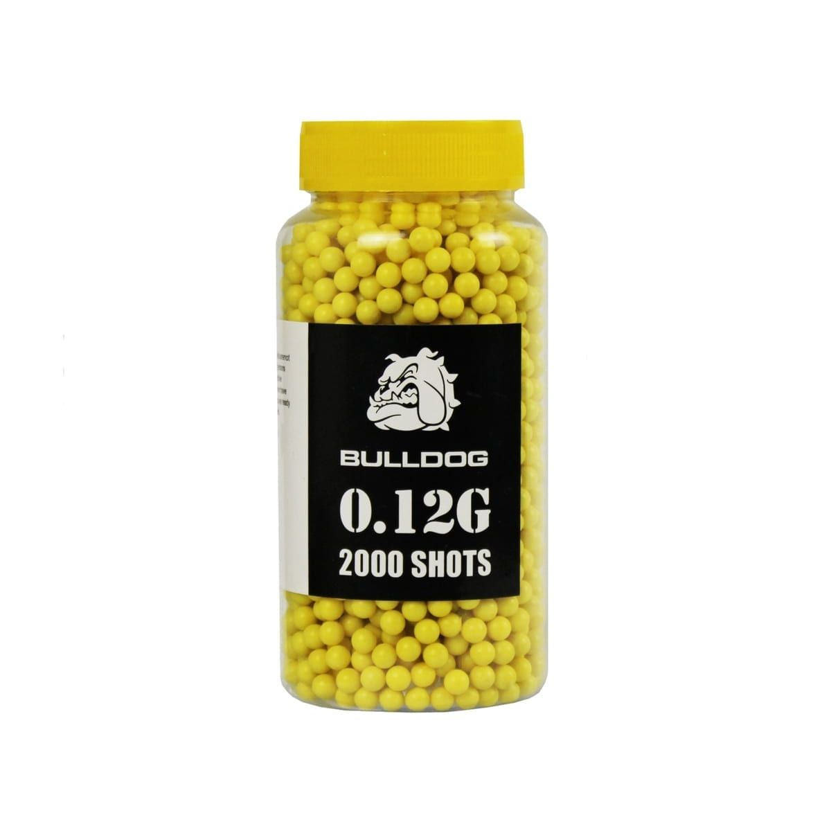 Bulldog BB .12G 2000 Pellets