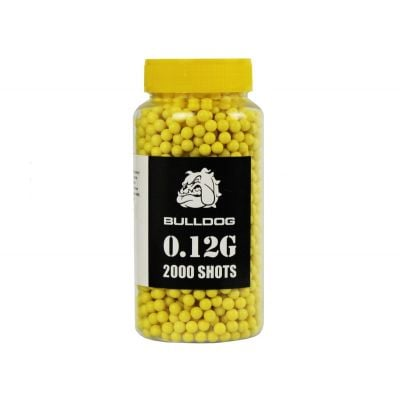 Bulldog 5000 Airsoft BB 0.12g Yellow