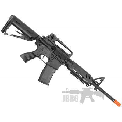 bulldog alpha airsoft gun