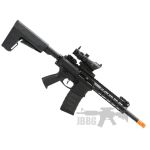 classic army dt-4 double barrel m4 carbine aeg 4