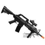 well mr733 m4 gun
