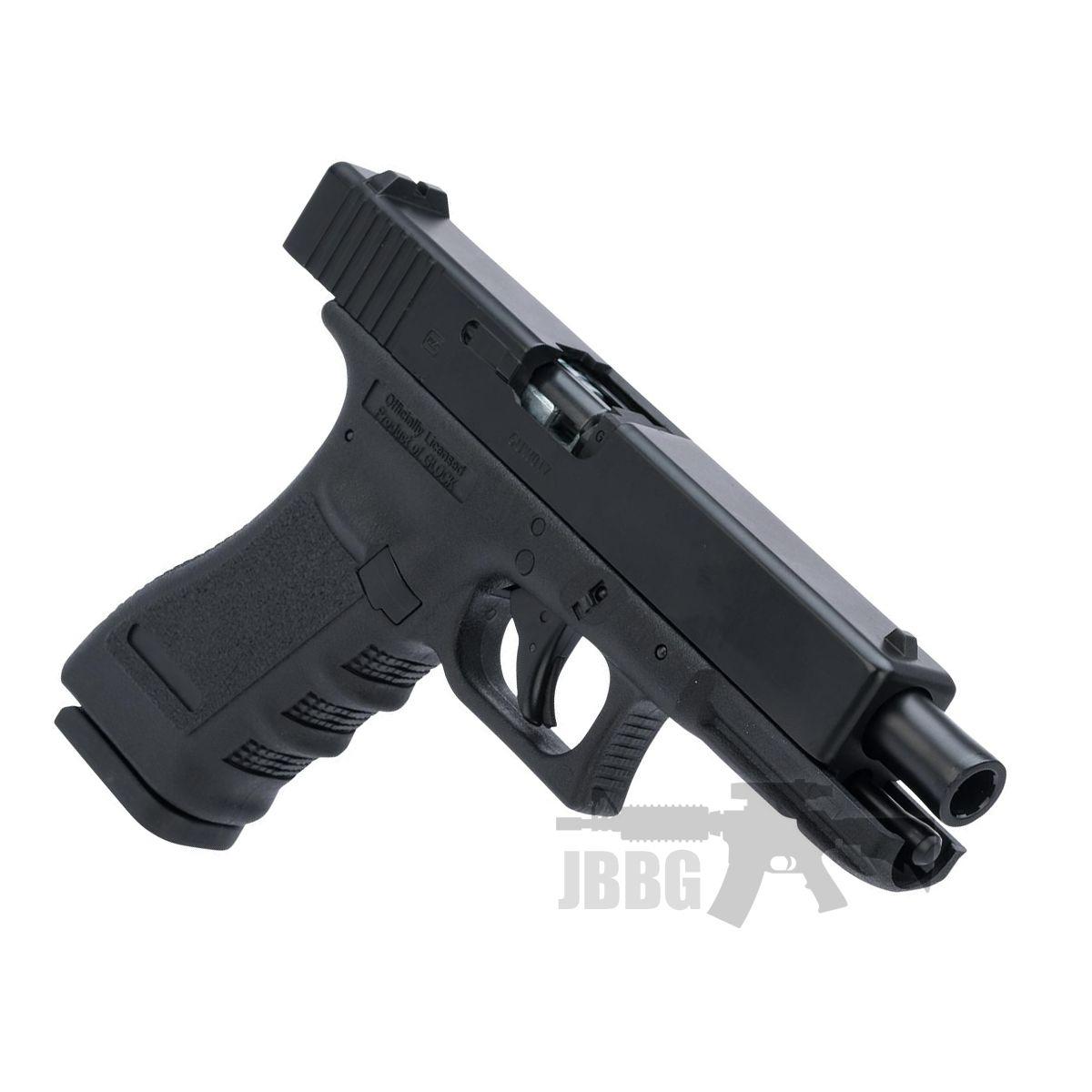 Glock G17 GEN 3 Co2 Blowback Airsoft Pistol