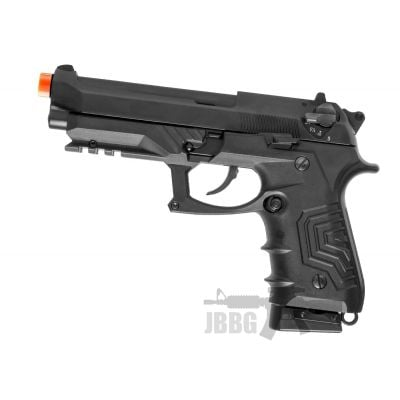 HFC HG-173 Fully Automatic Blowback Airsoft Metal Gas Pistol