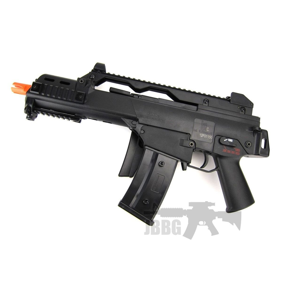 Hk G36 C Competition Series Airsoft Aeg Rifle by Umarex