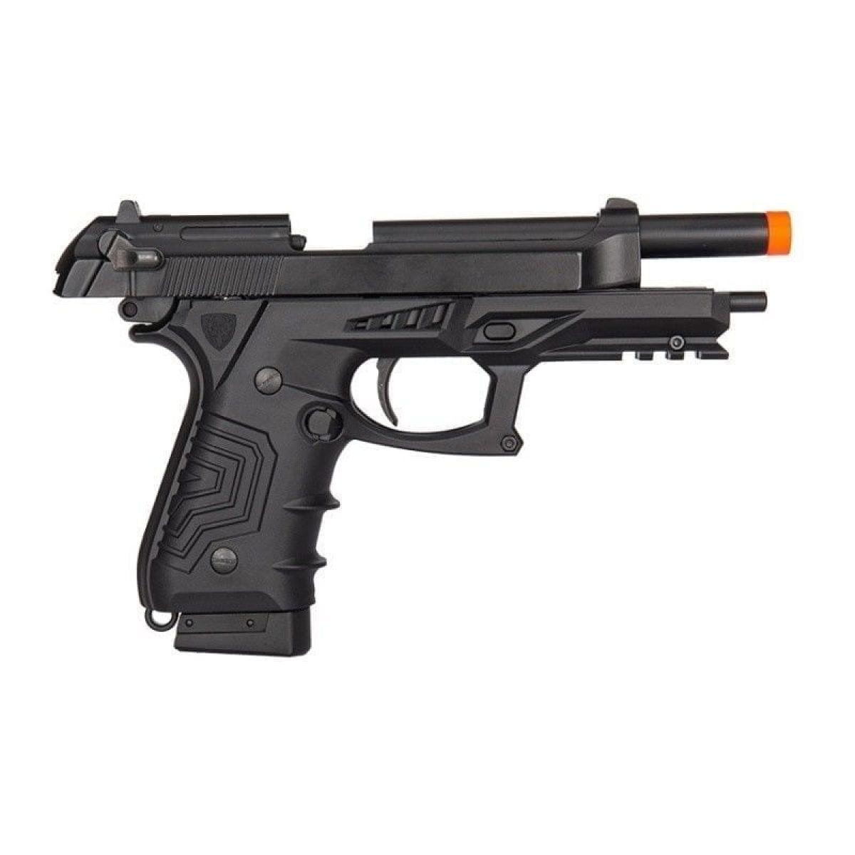 gas blowback gbb pistol best looking