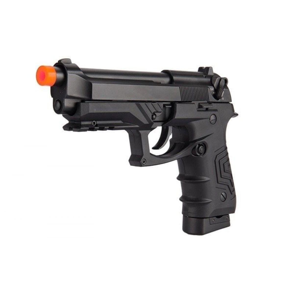 gas blowback gbb pistol powerful