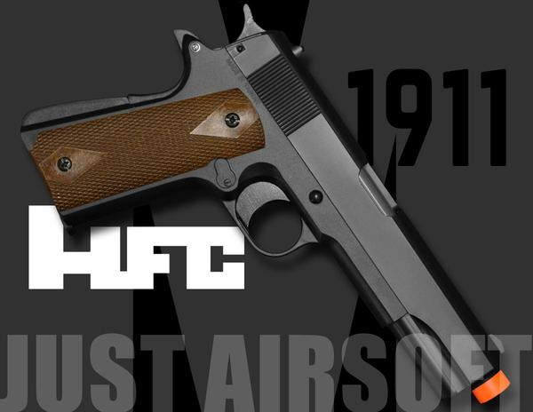 HG121 Gas Airsoft Pistol US