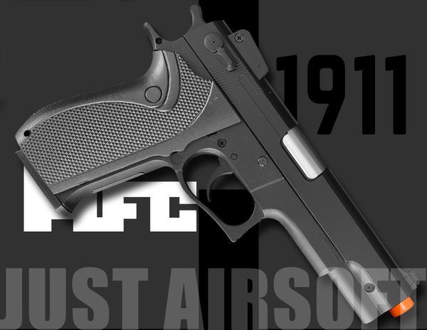 HA101 Airsoft Pistol US