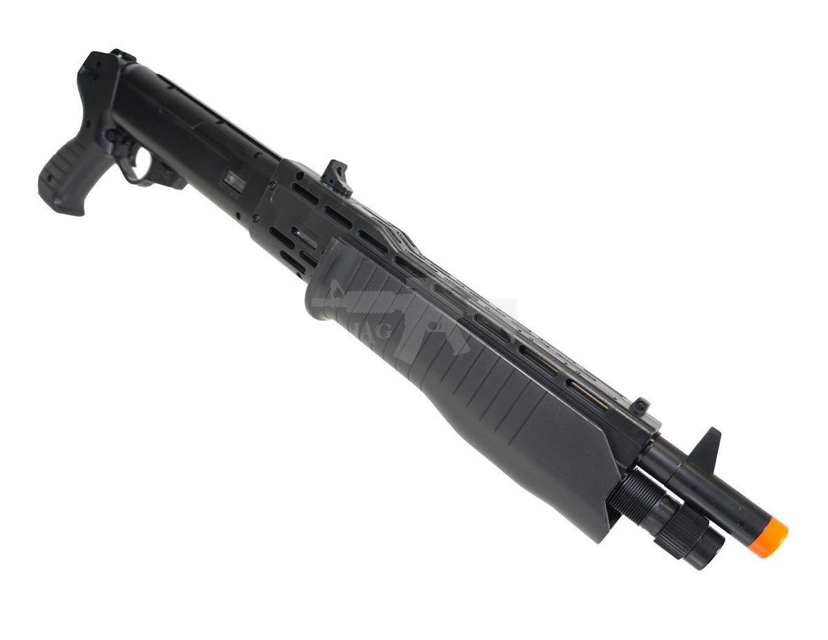 HA2320 PUMP ACTION AIRSOFT SPRING SHOTGUN
