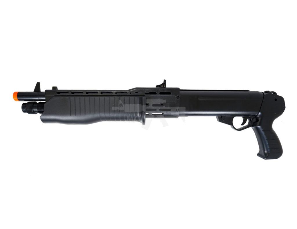HA2320 PUMP ACTION AIRSOFT SPRING SHOTGUN 3
