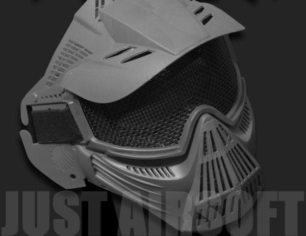 Pro Mesh Mask Black MA07BK