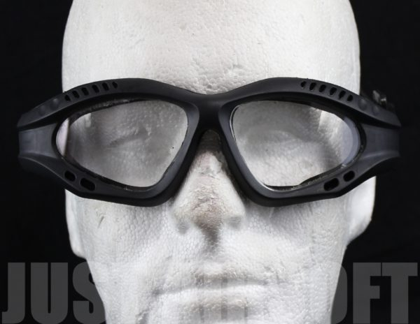 Airsoft Goggles Black MA61BK