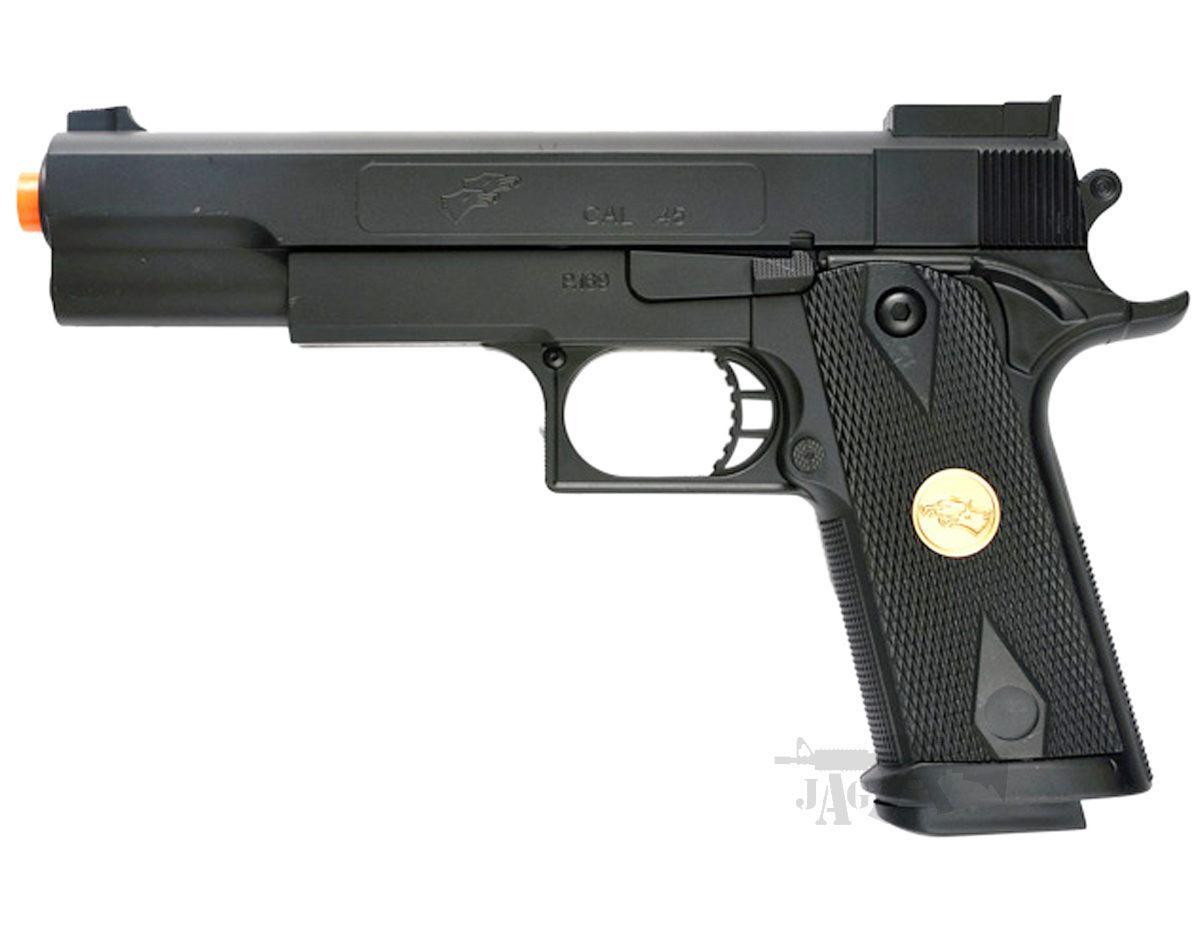 M292 Airsoft Spring Pistol