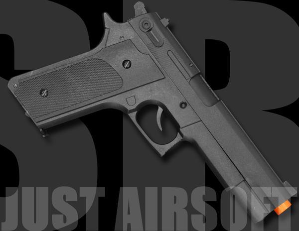 SR645 Airsoft Pistol US