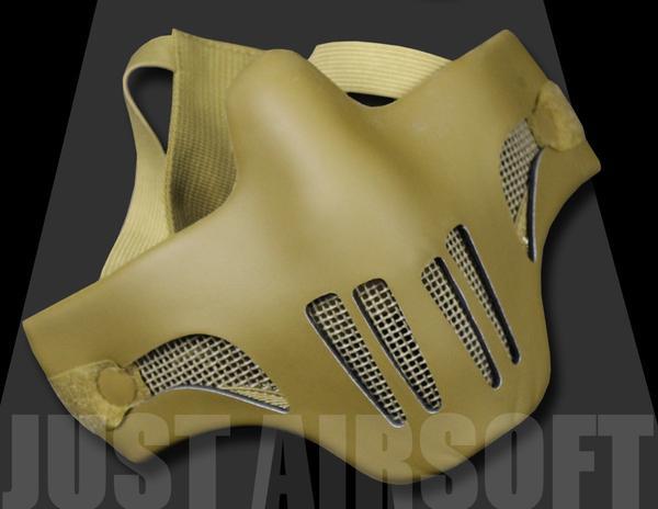 Pro Half Mesh Mask MA84T