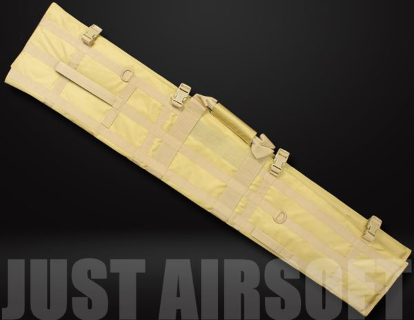 GB05 Sniper Rod Package Airsoft Bag Tan