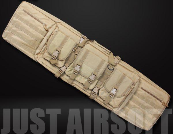GB16 Dual Cabbeen Functional Bag Tan