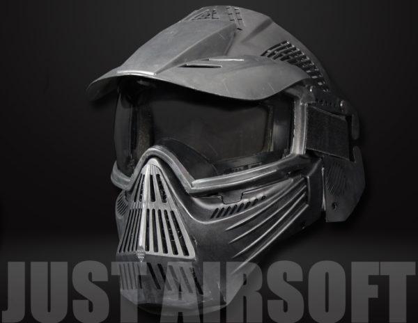 Pro Airsoft Mask Black MA58BK