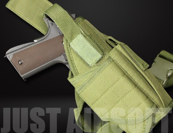GB-11 Airsoft Pistol Holster Green US