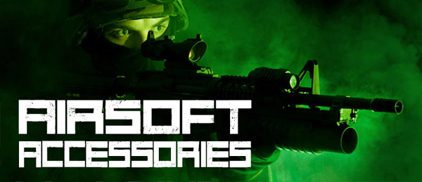 airsoft accessories