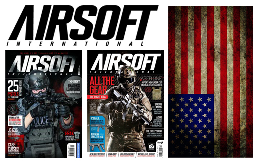 airsoft guns magazine