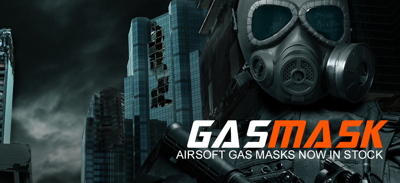 airsoft gas mask