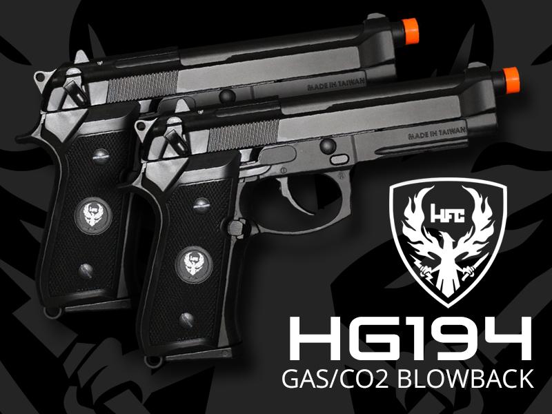 hg194 airsoft pistols