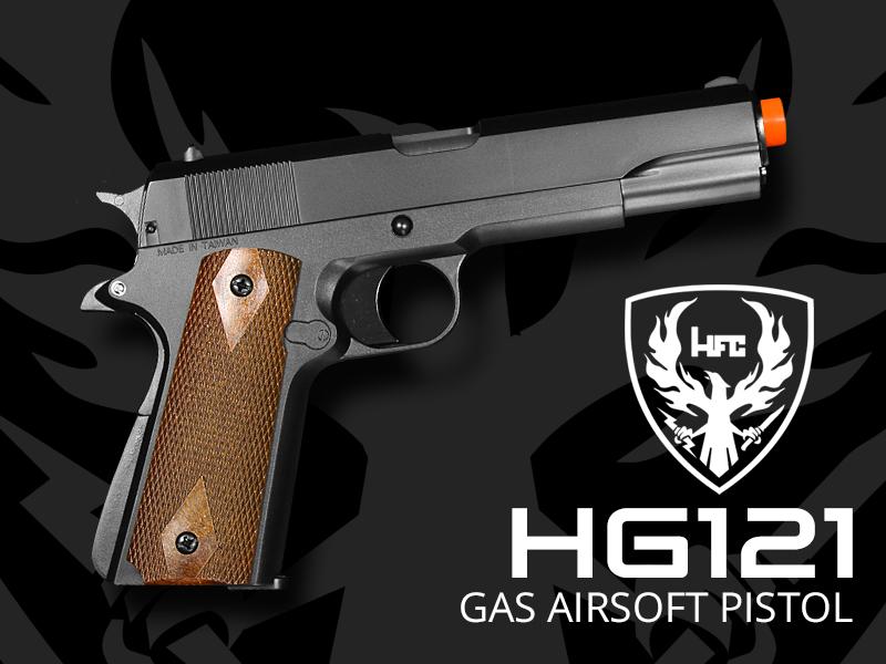 hg121 airsoft pistols