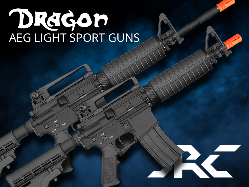 dragon airsoft rifles
