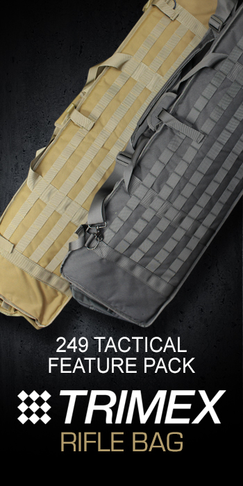 GB27 249 TACTICAL FEATURE PACK