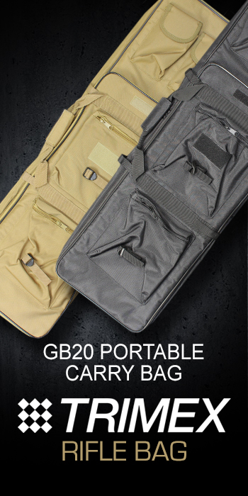 GB20 PORTABLE CARRY BAG