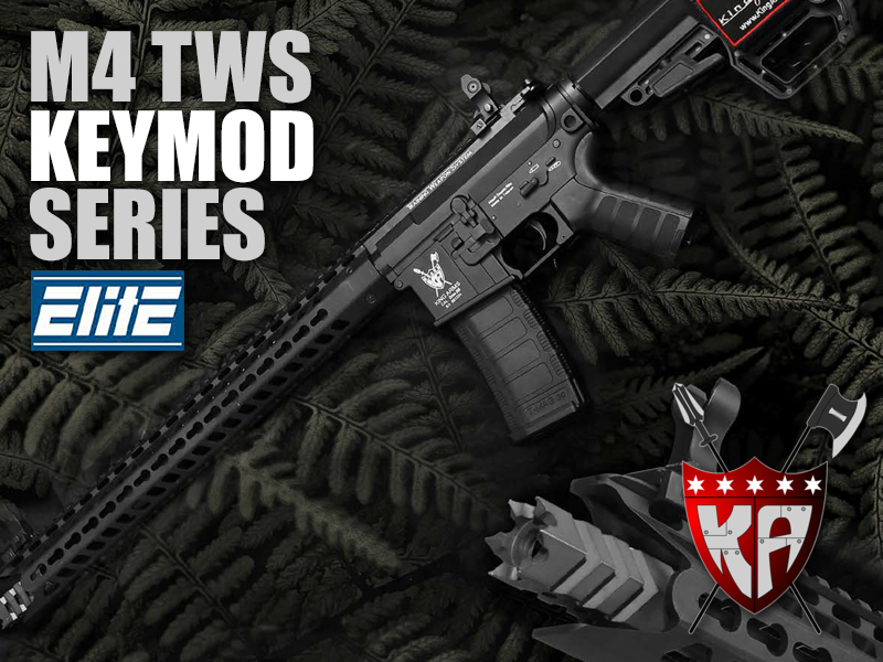 m4 tws airsoft rifle