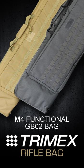 GB02 M4 FUNCTIONAL BAG
