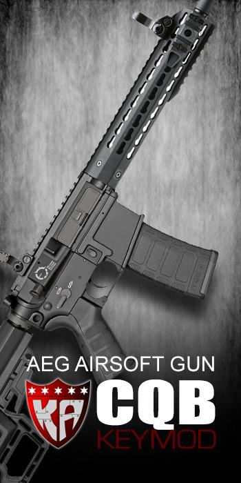 KA M4 TWS KEYMOD CQB AIRSOFT GUN