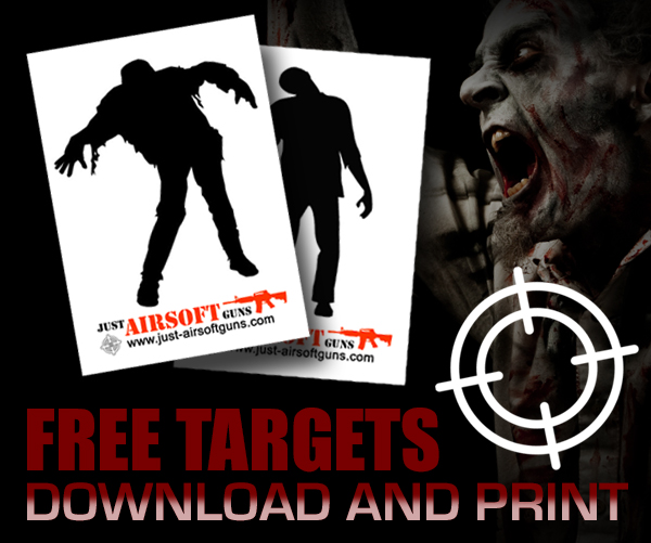 free airsoft targets
