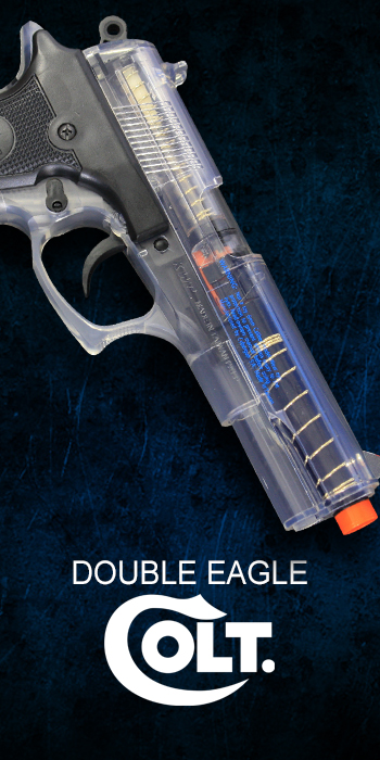 COLT DOUBLE EAGLE AIRSOFT PISTOL