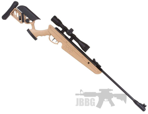 Swiss Arms TG-1 Air Rifle Tan 177