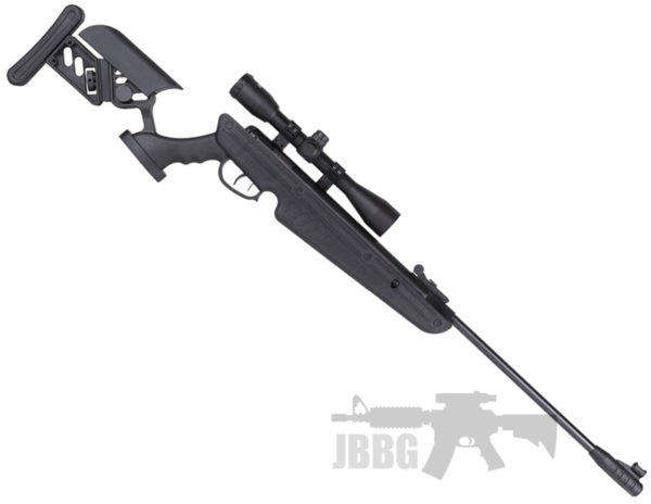 Swiss Arms TG-1 Air Rifle Black 177