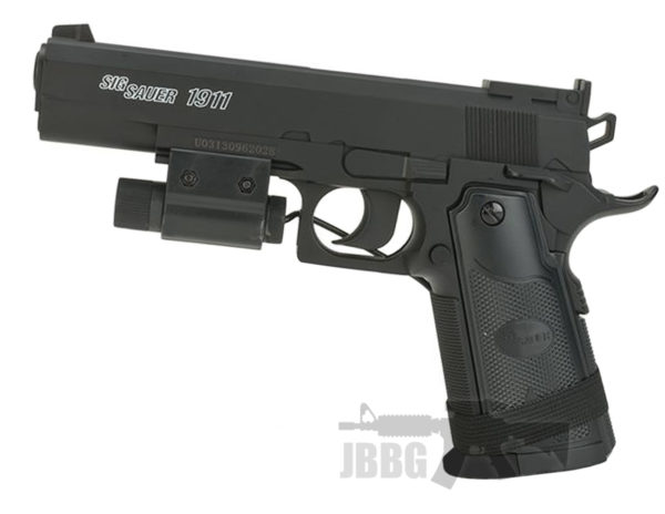 Sig Sauer GSR 1911 CO2 Air Pistol Kit