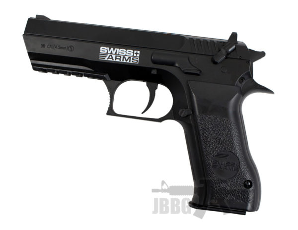 Swiss Arms 941 Co2 Pistol Metal