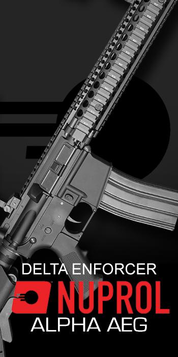 NUPROL DELTA AIRSOFT GUN