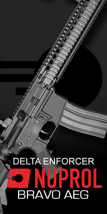 NUPROL BRAVO AIRSOFT GUNS