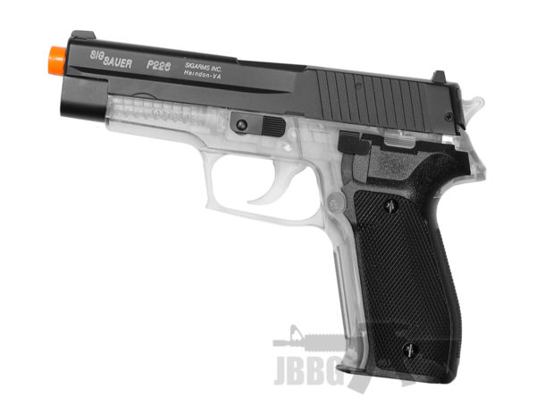 Sig Sauer P226 Metal Slide Pistol