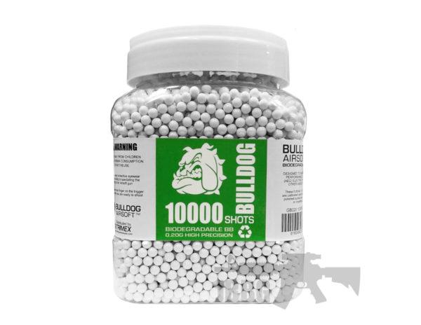 .20G 10000 Bio Airsoft BB