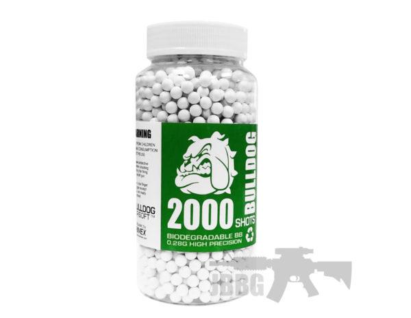 .28G 2000 Bio Airsoft BB