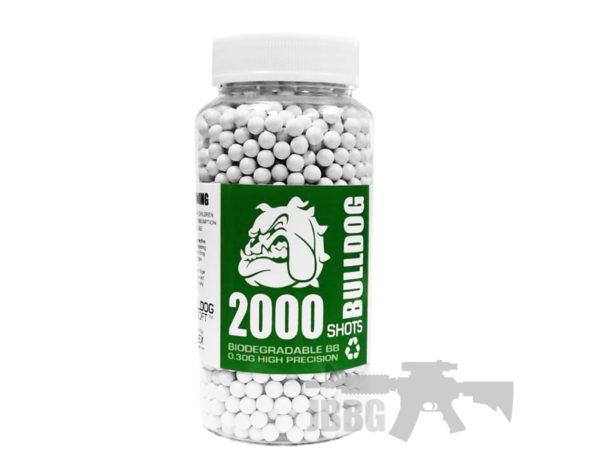.30G 2000 Bio Airsoft BB