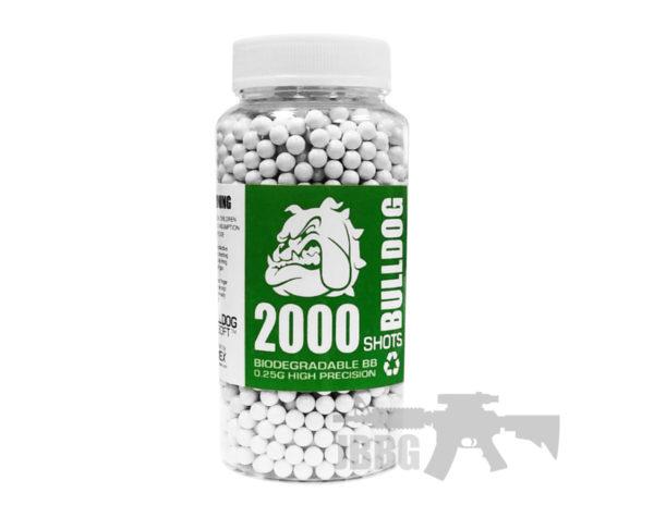 .25G 2000 Bio Airsoft BB