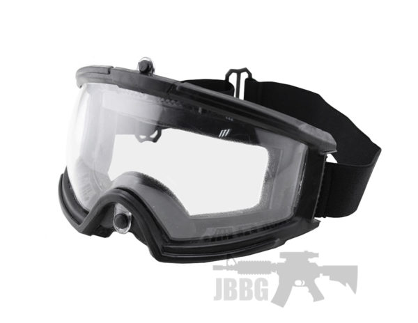 Transformers Foundation Airsoft Goggles Black