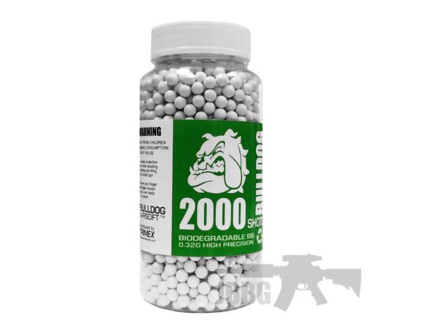 .32G 2000 Bio Airsoft BB