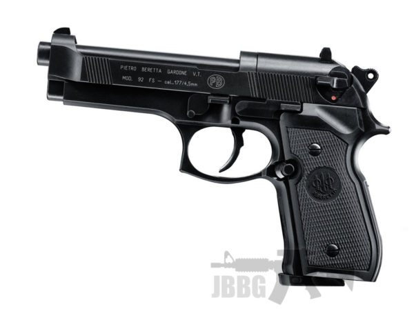 Beretta M92 FS Black Air Pistol